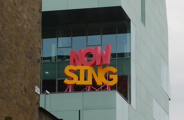 Now Sing